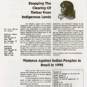 Violence Against Indian Peoples in Brazil in 1992.pdf