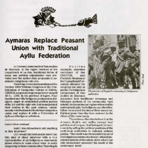 Aymaras Replace Peasant Union with Traditional Ayllu Federation.pdf